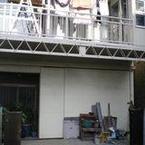 ベランダ塗装工事