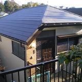 屋根葺き替え工事&外壁塗装工事