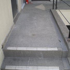 アパート 外部階段・廊下防水工事